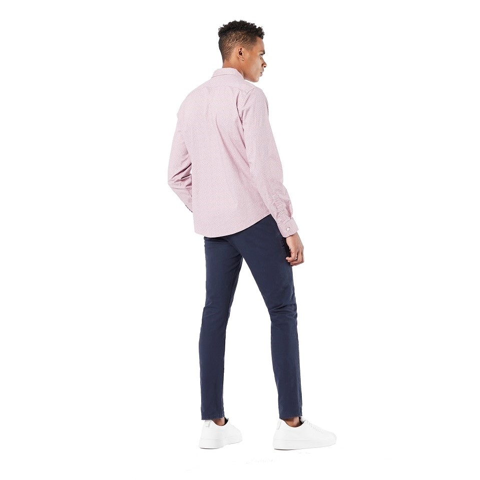 Dockers SF Alpha Icon Shirt Camisa para Hombre