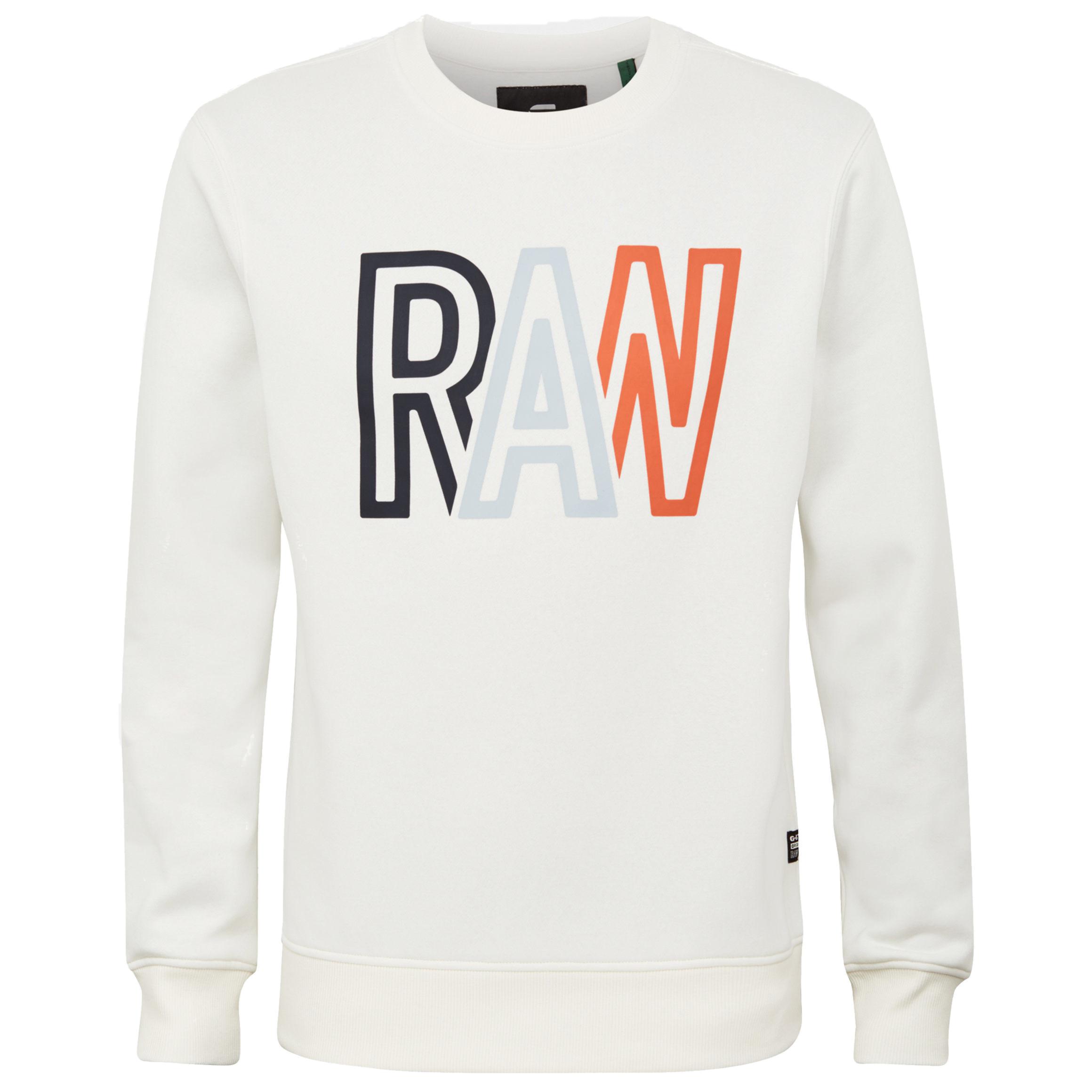 G-STAR RAW Jacquard/_Sweatshirt Sudadera para Hombre