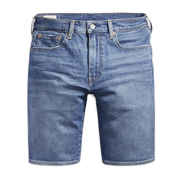 Pantalon Corto Hombre Levis 502 Taper Shorts 10 Panettone